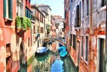 Favorite Places and vacation spots / by Sonya Vittiglio