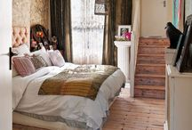 Bedrooms / by Clarissa Perrot