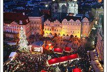 Prague / by Clarissa Perrot