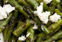 On the side / Vegetable side dishes or appetizers  / by Angie Thomas