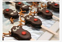 Christmas baking / by Clarissa Perrot