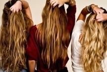 hair hair hair / by Lindsey Frank