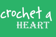 crochet a heart / crochet basics, patterns and tutorials / by Emma Crochets