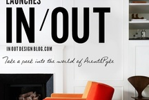In/Out Design Blog / by Arent&Pyke. Interior Designers