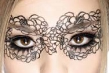 Halloween Makeup at Swink / Got a look and want to know if we can do it? Call, email, FB or tweet us! swinkstylebar.com  / by Swink Style Bar