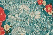Inspiration   Print and pattern