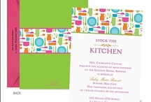 Bridal Shower-Cooking Theme