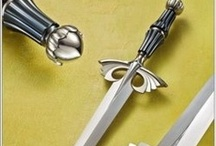 Inspiration - Writing - Bree: Weapons