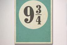 Platform 9¾ / by Aimee Hill-Huffman