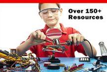 Maker Movement/ STEM Ideas