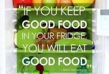 Clean Eating / Cut the C.R.A.P. and fuel your body right! Need help with this? I have accountability groups to get your started and keep you on track. Contact me for information. / by Nikki