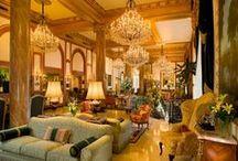 Hotel Design / Interior design for Hotels, Cafés, and Restaurants