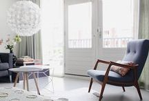 Living spaces / Colors and textures inspiration