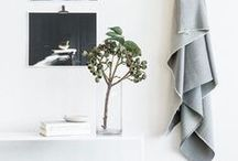 DECOR / Perfectly styled corners to inspire your next vignette. / by Megan Gilger