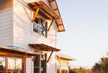 EXTERIOR HOME DESIGN / Exterior Home Design of modern and eclectic looking spaces.