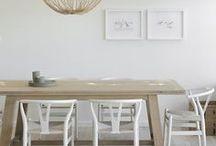 DINING ROOMS / Dining Room design inspiration.