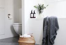 BATHROOMS / Bathroom Decor to inspire
