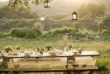 OUTDOOR SPACES / Design inspiration for outdoor spaces