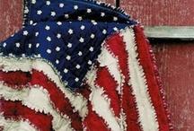 america / by audra skaggs