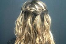 my hair / by Mrs. Dawson