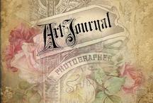 Art Journals, Smash Books