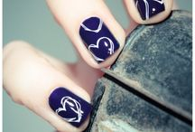 Nail love  / pinlove. / by Melissa Stathers