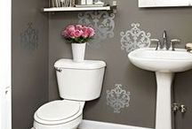 Bathrooms and Attics / Remodel ideas for bathrooms and attic space / by Lisa Roppolo