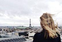 PARIS / by Megan Gilger