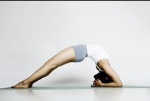 Pilates & Yoga / Pilates and yoga moves, tips for running, nutrition info, and lots of other random health stuff. / by Valerie Diaz de Arce