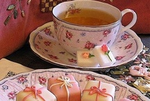 """Tea  Party / """"There are few hours in life more agreeable than the hour dedicated to the ceremony known as afternoon tea."""" ― Henry James, The Portrait of a Lady"""