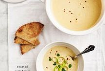 food   soup, salad & breads / by BreAnna Beaman
