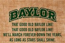 Baylor Line / by Abigail Wilson
