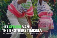 The Brothers Timisela / On Tour 2015