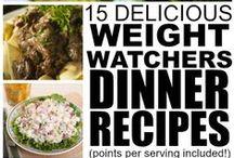 Weight Watchers Dinner Ideas / by Sandra Maccarone