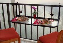 Condo Living - Balcony