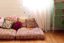 Kids Bedrooms / Bedroom ideas cute boy girl / by Chantel M