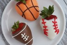 Party - Sports Theme / by Lauren Greene