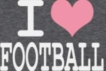 I <3 Football! / by Erin (Quesada)Mahoney