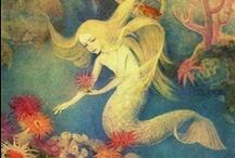 Mermaids, sirens, sea-sprites / by Beth Noel
