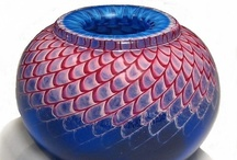 Handblown glass / I have a soft spot for handblown glass...it intriques me.   / by Judy Fuglestad