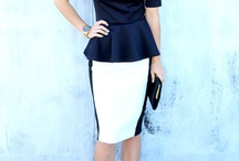 l♡ve pencils / do love a great pencil skirt or 10... or more