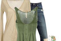 Clothes clothes clothes! / by Shannon Grosenbacher