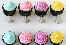 cupcake ideas / by Marcie Rodriguez