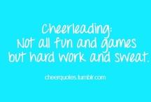 Cheerleading / by Amber Goddard