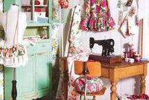 Craft Rooms and Storage