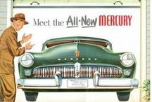 Classic Car Ads & Posters