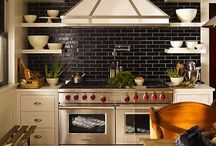 Kitchen Love / Planning my next major remodel on a quest to find the perfect culinary laboratory / by Chèrie Whipple