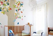 Baby's first Room..! / Babies love contrast & we love colors! Here are my favorite combos! / by Lynyl Cullen Frost