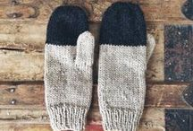 Knit Hands and Feet