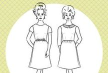Sewing Patterns / Lovely sewing patterns for you to stitch